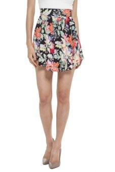 LZD Circle Skirt - Black