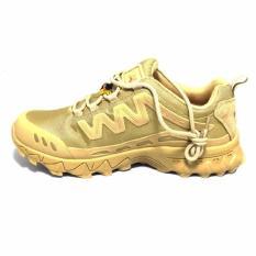 Magnum Sepatu Taktikal Shoes Tactical Pendek Outdoor - Coklat
