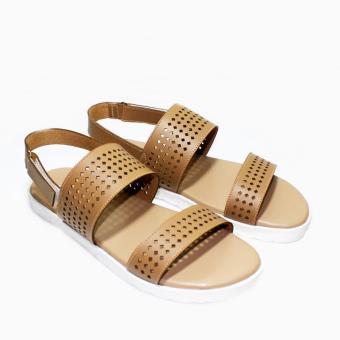 Marlee AC-02 Sandal Platform Wanita - Moca