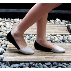 Lihat Detil · Marlee Flat Shoes IWN-04 Silver