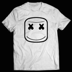Marshmello Gildan White T Shirt