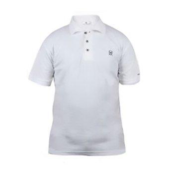 Max Baghi Kaos Polo 3 - Putih