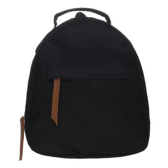 Mayonette Tilly Backpack Canvas - Hitam
