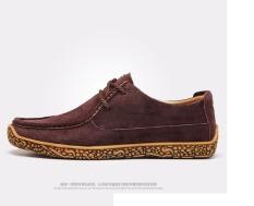Men Casual Shoes Spring Autumn Men's Loafers Driving Rubber Shoes Leisure Business Shoes Men Business Shoes