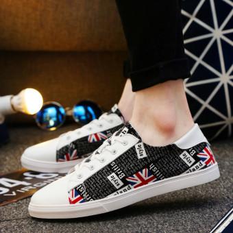Men 's Cloth Shoes HK889 Black