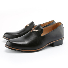 Men 's Fashion Casual And Formal Leather Shoes - Intl