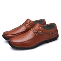 Men 's New Leisure Fashion Shoes Formal Leather Shoes