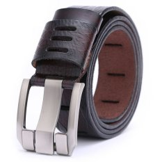 Men's Genuine Leather Belt Fashion Belts 125cm (Intl)