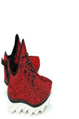 Men's Low Cut Casual Breathable Sport Shoes (Red) (Intl)