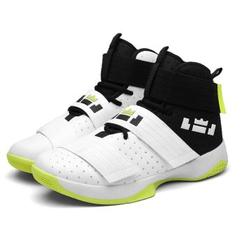 Men'sOutdoors Sport Basketball shoes Fashion Sport Student shoes -intl