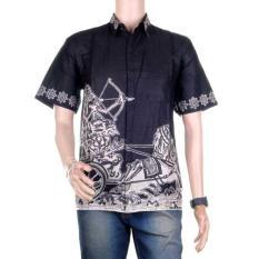 Mila Style Baju Kemeja Batik Varian Hem Arjuna - Multicolor