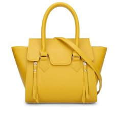 Mini Bag Button Belt Chain Candy Black Envelope Pillow Cover Phone Dress Cross Handbag Women's Bags Women's Handbag - YELLOW