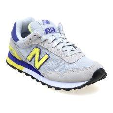 New Balance Lifestyle 515 Low Cut Sneakers Wanita - Abu-abu