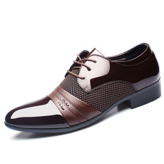New Menᄀᆵs Dress Formal Oxfords Leather Shoes Business Casual Shoes Dress Casual NEW - Intl