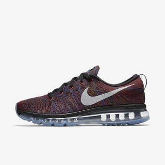 NIKE MEN FLYKNIT AIR MAX RUNNING SHOE BLACK 620469-016 US7-11 02' - intl