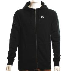 Nike Sb Hitam Zipper Hoodie