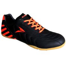 Nobleman Sepatu Futsal Reign - Hitam