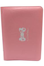 Ormano Dompet Kartu Cutie Ribbon - Pink