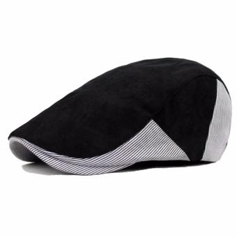 Ormano Topi Golf Summer Duckbill Pet Outdoor Fashion Garis Side Line  Samping K042 - Hitam c8143578f5