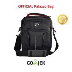 Palazzo Tas Slempang Ipad 10 Inch - 39120 Hitam Premium