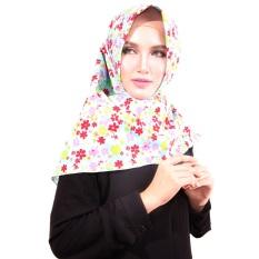 Parisku Jilbab Hijab Segiempat Katun Parisku Square Adara Tosca