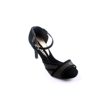 PASTELE - Midori Black High Heels