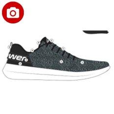 Power LR Ex Men's Shoes - Hitam