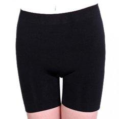 Premium Leging Celana Short Wanita - Pendek Hitam Fit To XXL