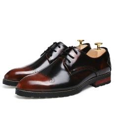 Pria Sepatu Kulit Formal Sepatu Kantor Bisnis Sepatu Dress Shoes Sepatu Pernikahan Men Leather Shoes Formal Business Shoes Office Shoes Dress Shoes Wedding Shoes