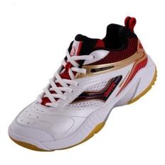 Professional Men and Women's Badminton Shoes Couples Tennis Shoes Children's Sneakers Plus Size 31-45 - intl