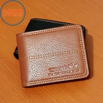 Bovis Dompet Pria Long Fashion Wallet 95df 8 Inch Leather Black Source · PU Leather Dompet Pria Fashion Wallet 5 Inchi 8828 13 Import Khaki