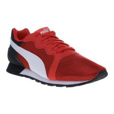Puma Pacer Running Shoes - Barbados Cherry-Puma White