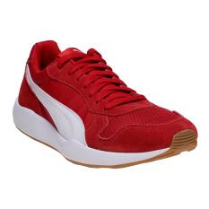 Puma ST Runner Plus Running Shoes - Barbados Cherry-Puma White