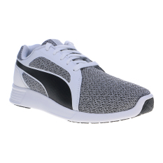 Puma ST Trainer Evo Knit Pack Running Shoes - Puma White-Asphalt