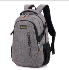 Qizhef ladies fashion travel outdoor mountaineering bag(grey) - intl