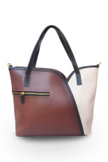 Quincy Label La Tullipe Tote Bag-Brown