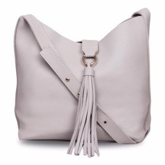 QuincyLabel Gwen Bucket Bag - Grey