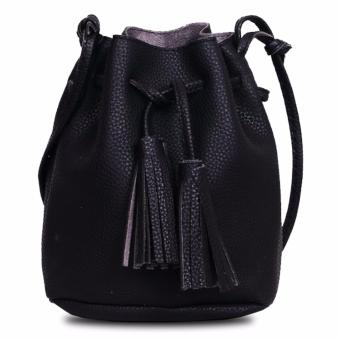 QuincyLabel Mikha Bucket Bag - Black