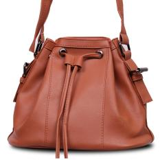 QuincyLabel Paris Bucket Bag - Brown