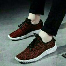 RAFISHASHOES-Sepatu YZY [RED]