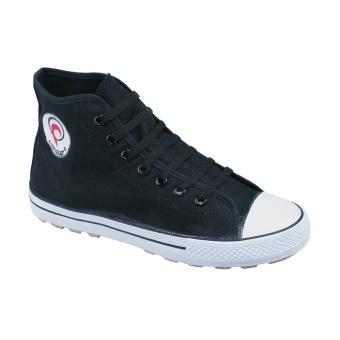 Raindoz Sepatu Sneakers Hexon RJA 094 - Hitam