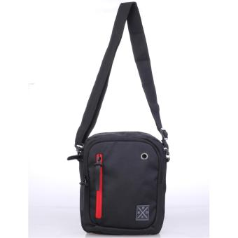 Raindoz Tas Selempang Samping Waist Bag Best Seller RDN026 - Hitam