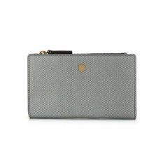[RAVENOVA] Gray Kalma Medium Wallet AZ58A40353 (Single Option)