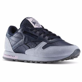 Reebok CL Classic Leather GN - Grey Navy
