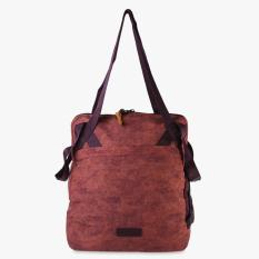 Reebok Studio Women's Tote Bag - Cokelat