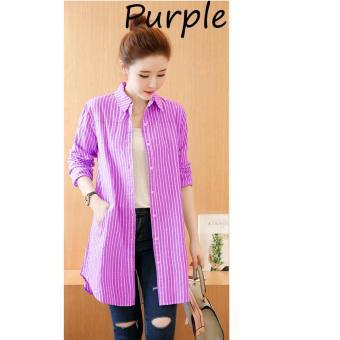 REYN SHOP Tunic Kidi Dress Purple | Baju wanita | Dress wanita | Dress Purple