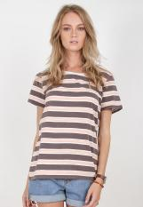 Rip Curl Amity Women Tee - Pink