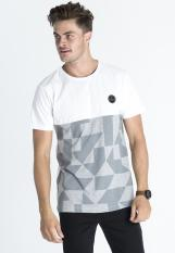 Rip Curl Geometric Panel Men Tee