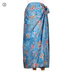 168 Collection Atasan Blouse Moniq Abaya Dan Rok Lilit Batik-Maroon. Rp 134.900.