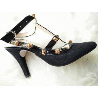 Rsm Sepatu Boot Heels Wanita S233b Black - Daftar Harga Terbaru ... dfd919cb9b